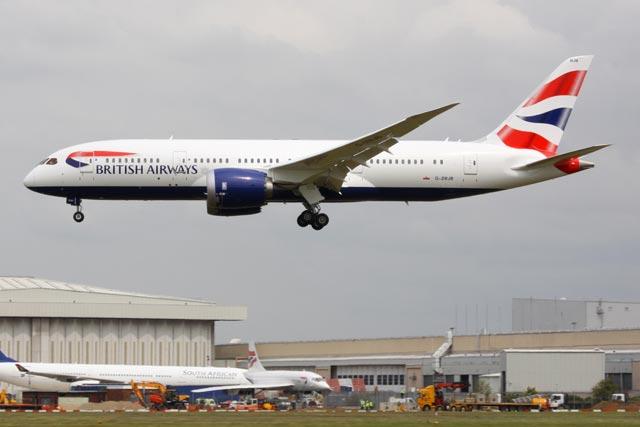 BA 787 LHR2