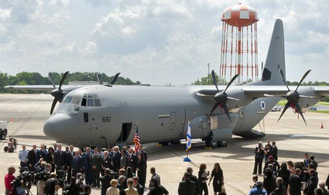 C-130J Israel - Lockheed Martin