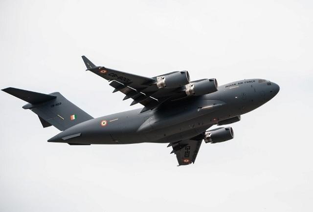 C-17 India