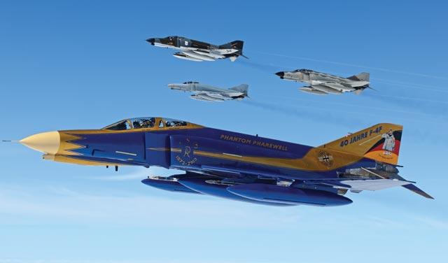 F-4F Phantoms