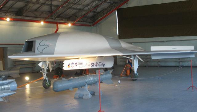 Skat UAV - RAC MiG