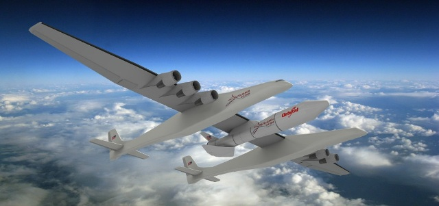 Stratolaunch newest