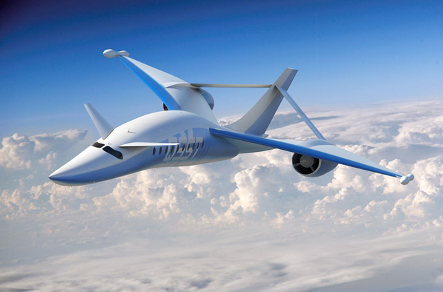 Supersonic Aerospace International QSST