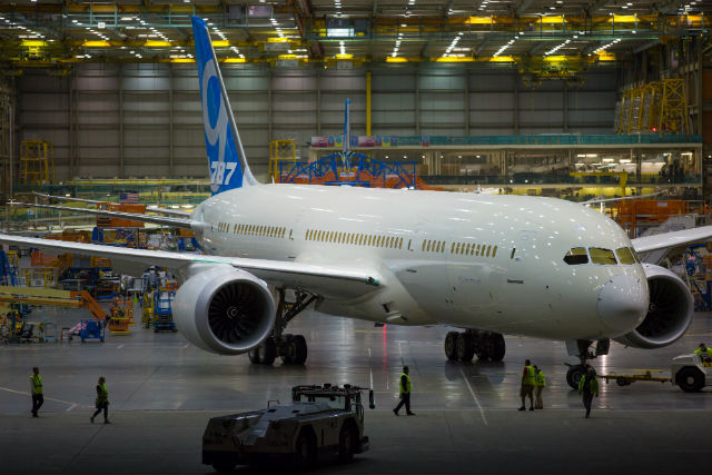 787-9 rollout