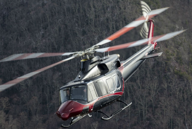 Bell 412EP - Bell Helicopter