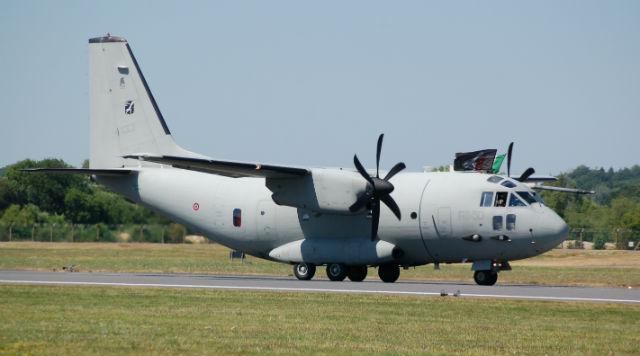 C-27J RIAT - Craig Hoyle