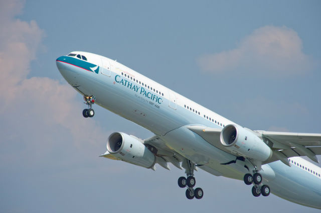 Cathay A330 2
