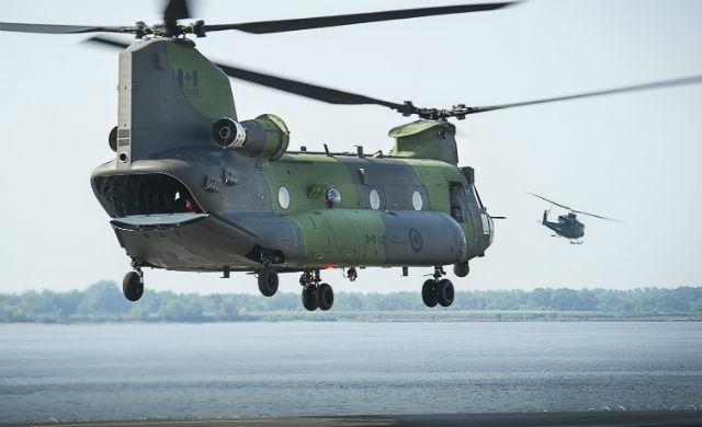 CH-47F Canada - Boeing