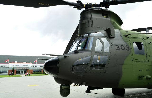 CH-47F Ottawa - Canadian Forces