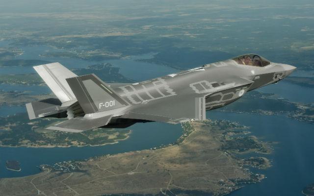Dutch F-35A debut - Lockheed Martin