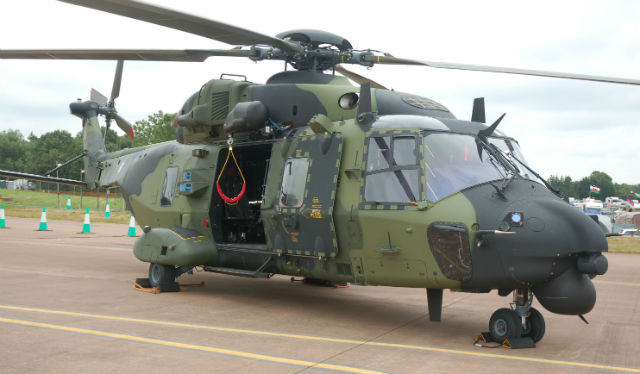 Finnish NH90 - Craig Hoyle