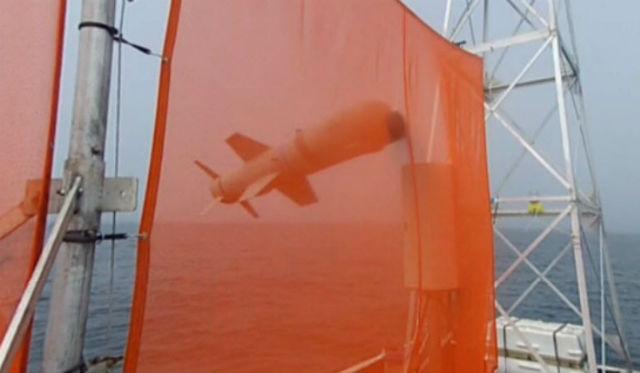Harpoon impact - NAVAIR