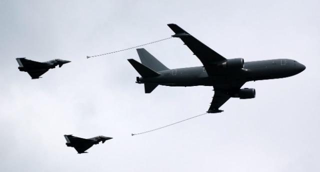 KC-767 Italy RIAT - Craig Hoyle