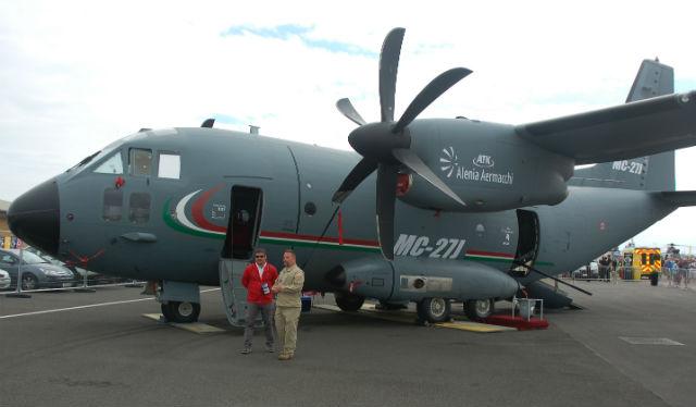 MC-27J RIAT - Craig Hoyle
