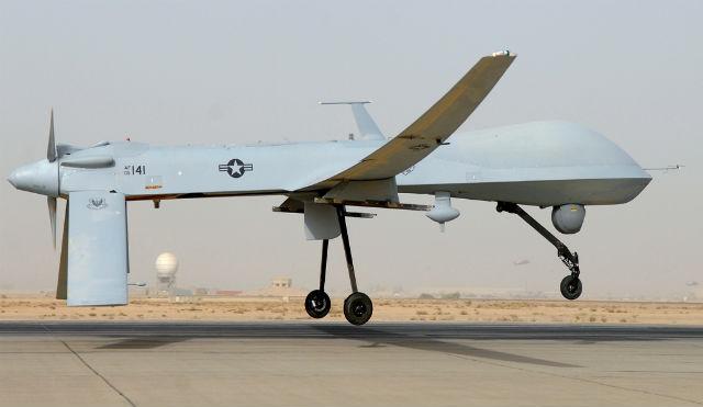 MQ-1 Predator - USAF