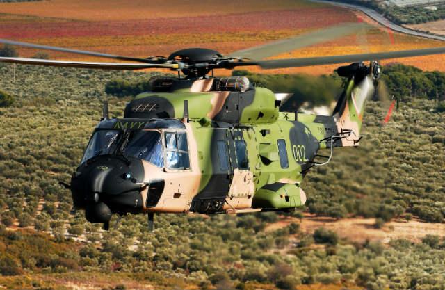 MRH90 navy - Eurocopter
