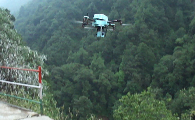 Netra UAV - Ideaforge