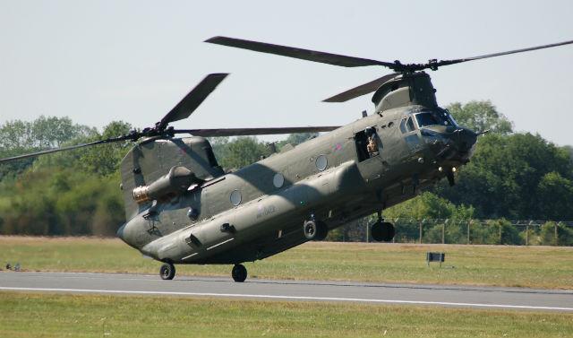 RAF Chinook HC2 - Craig Hoyle
