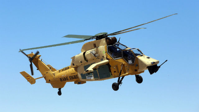 Tiger HAD-E Spain - Eurocopter