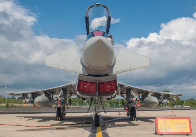 Typhoon Paveway IVs - BAE Systems
