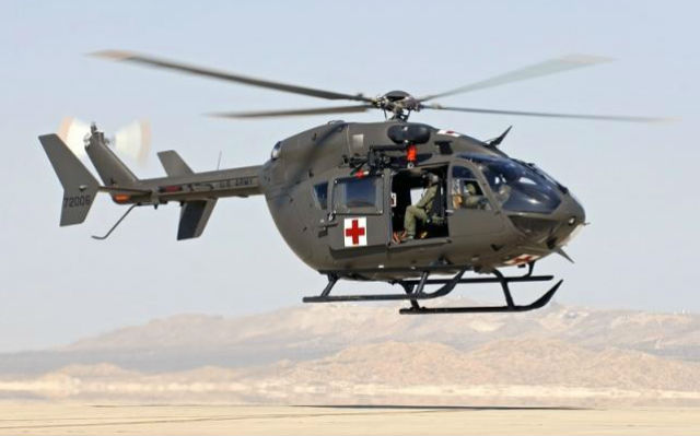 UH-72A Lakota - US Army