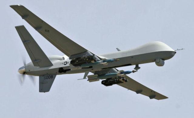 USAF MQ-9 - General Atomics