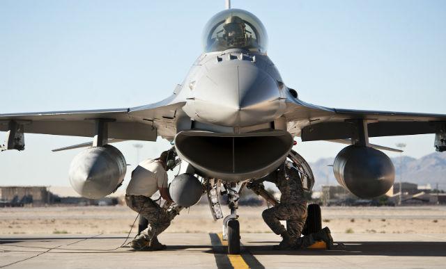F-16 - USAF