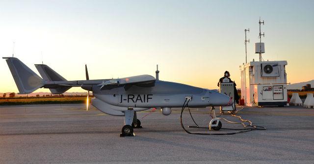 Falco UAV - Selex ES