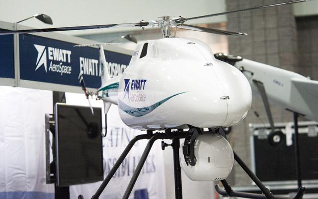 Hubei Ewatt SVU-200 rotary-wing UAV