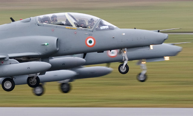 Indian Hawks - BAE Systems