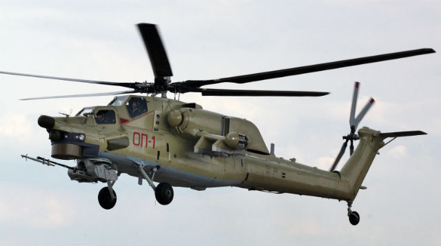 Mi-28UB - Russian Helicopters