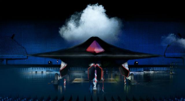 Taranis reveal - BAE Systems