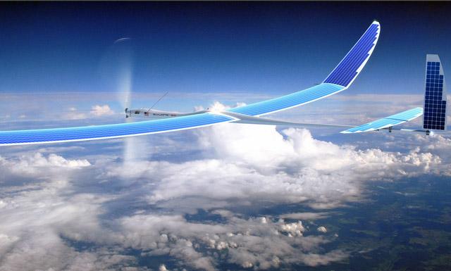 Titan Aerospace Solara 50 UAV