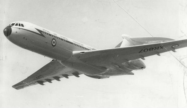 Archive VC10 - Rex Features