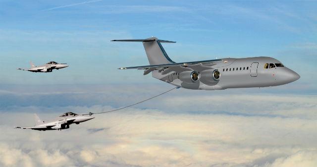 BAe 146 AAR - BAE Systems