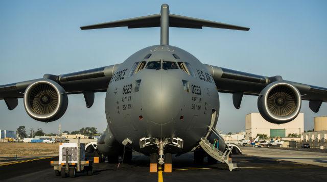 C-17 223 - USAF