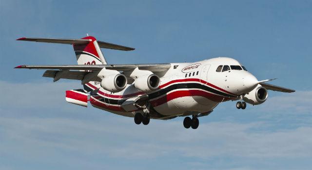 Conair BAe 146 - BAE Systems