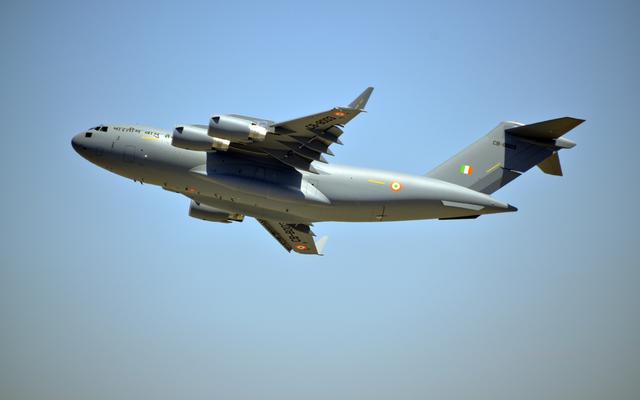 India Boeing C-17 Globemaster III