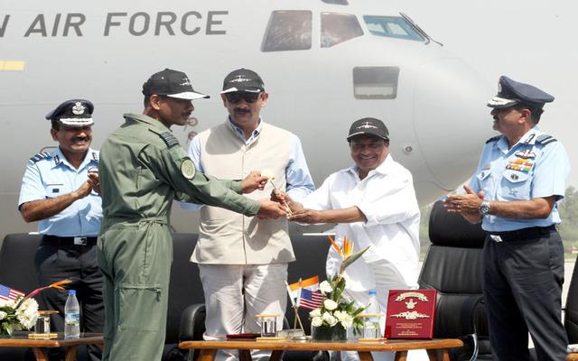 India C-17 induction