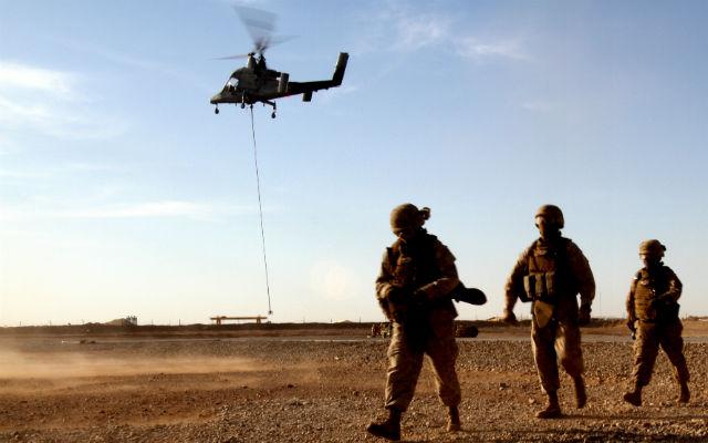 K-Max Afghan - USMC