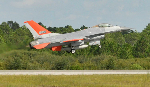 QF-16 - USAF