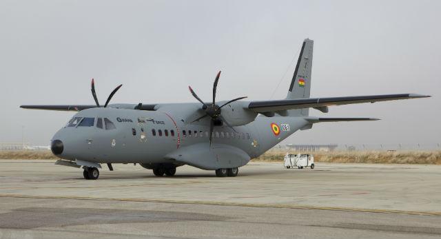 C295 Ghana - Airbus Military