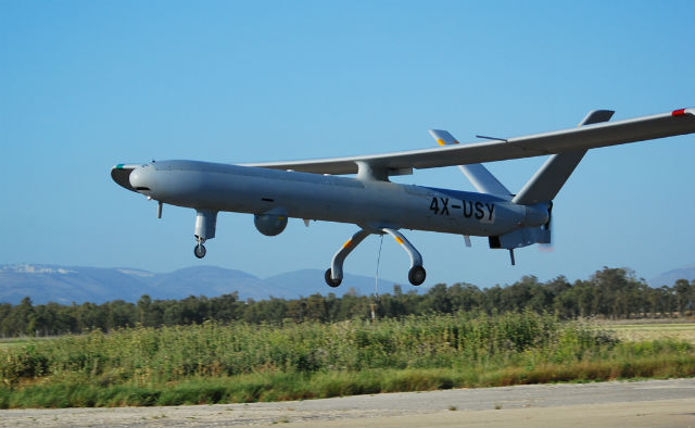 Hermes 450 - Elbit Systems