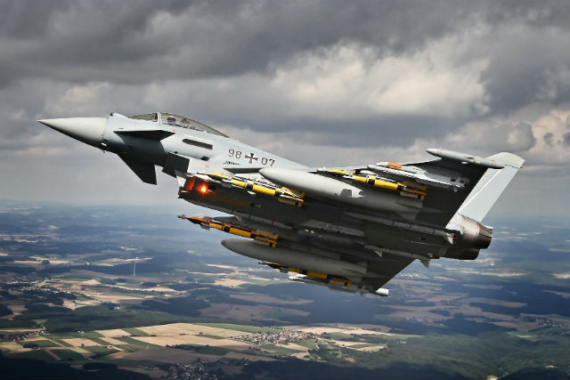 Typhoon P1E upgrade test