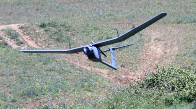 AR4 Evolution flies - Tekever
