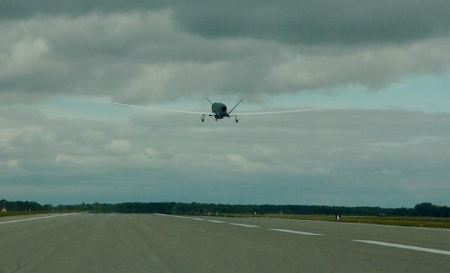 Block 40 takeoff 091913