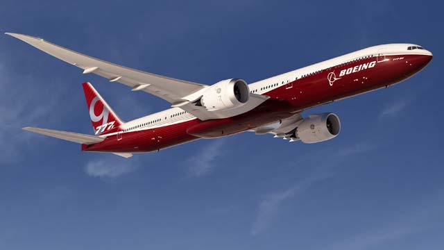 Boeing 777X 640