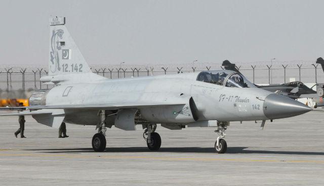 JF-17 - Pakistan air force
