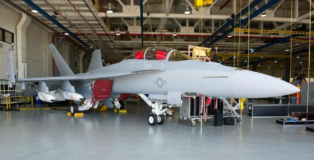Kongsberg JSM on F-18