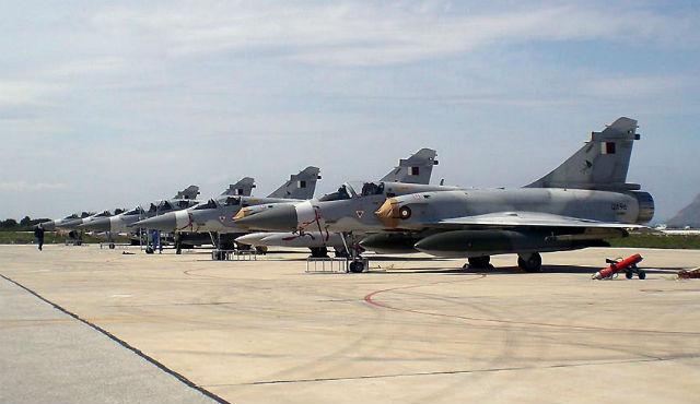 Qatar Mirage 2000s - NATO